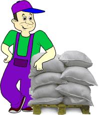 Песок в мешках купить Харьков
