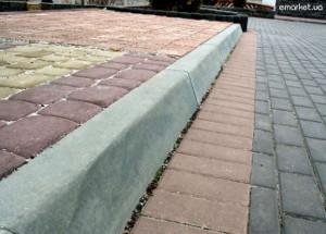 Бордюр тротуарный Харьков купить